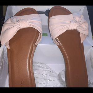 Pastel Pink Slipper Sandals 👡 NEW!